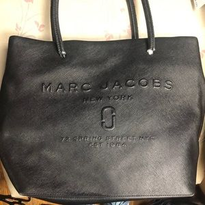 Marc Jacob shopper East-West Tote Black